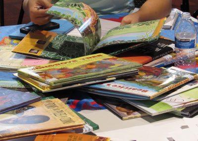 Multicultural books; PD workshop