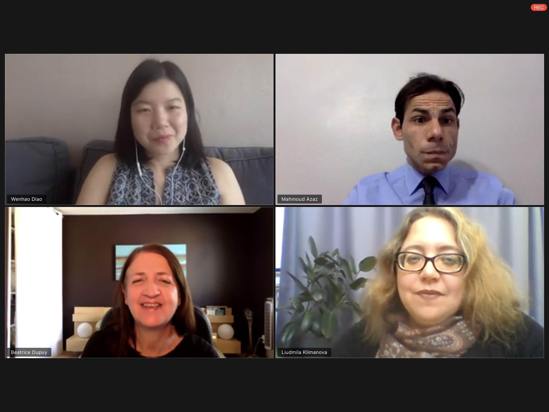 Webinar_Beginning LCTLs_Panelist screenshot